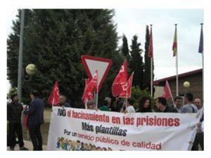 UGT Prisiones denuncia envejecimiento y falta personal