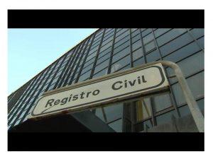 registro civil en peligro