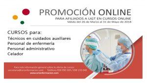 ORIÓN Formación Promoción cursos on line 31 mayo