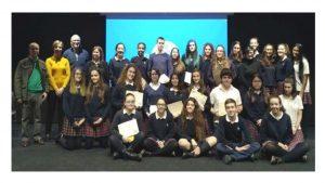 San Cernin Pamplona tercer premio Ama en igualdad