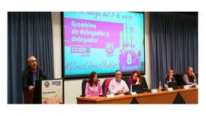 lucha por igualdad no acaba 8 marzo