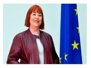 Isabel Caño vicepresidenta CESE