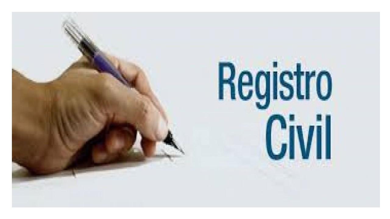 Resultado de imagen para registro civil
