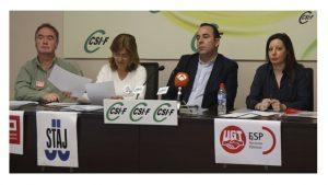 funcionarios Justicia piden equiparacion salarial