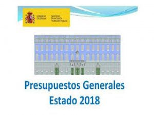 7 millones extra PGE 2018 personal