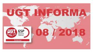 Trabajadores Oficinas españolas Turismo protestan