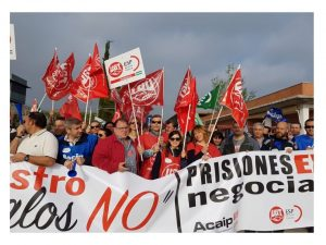concentraciones Jaén y Logroño