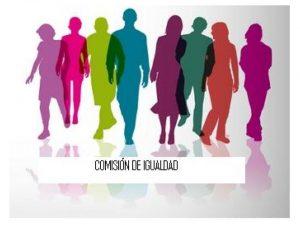 Reunión Comisión Delegada Igualdad