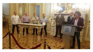 Acuerdo estabilización 2863 efectivos AGE