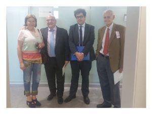 Reunión Secretario General Universidades