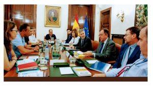 Valoración prisiones tras reunión Ministro