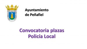 peñafiel policia local