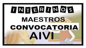 Calendario adjudicación vacantes AIVI Maestros