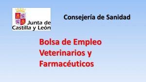 Bolsa veterinarios y farmaceuticos sep-2018