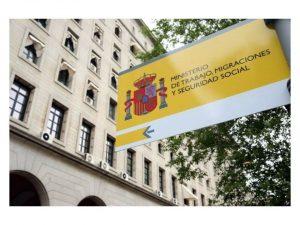 integrar organismos de la Seguridad Social