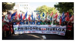 Éxito Huelga General cárceles