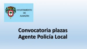 Ayto almazan policia oct-2018
