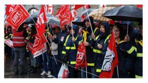 Reunión Presidente Correos sindicatos