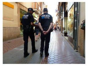 convocar plazas policía Jubilación Anticipada
