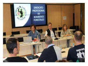 Celebrada II Conferencia Estatal Bomberos Forestales