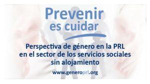 Jornada PRL sector ayuda domicilio