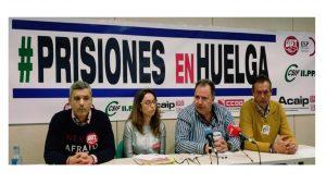 Rueda prensa días próximas jornadas huelga