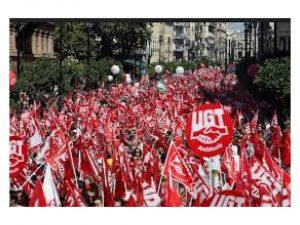 movilizaciones y huelga reforma parcial LOPJ