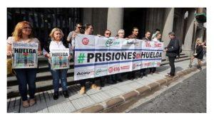 prisiones Canarias huelga 17-11-2018