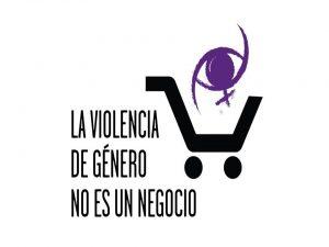 violencia género no es un negocio
