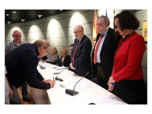 Acuerdo Mesa Delegada Seguridad Social