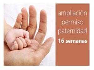 Acuerdos ampliación permiso Paternidad