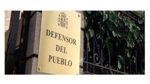 Defensor Pueblo ratios personal at directa no suficientes