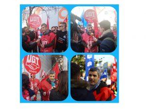 prensa manifestación IIPP 11-12-2018