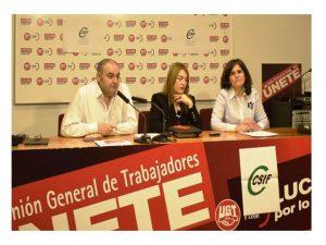 Rueda Prensa Carrera Profesional Castilla y León