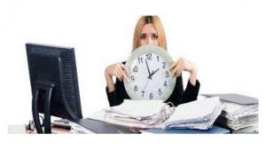 Grupo de Trabajo borrador Jornada y Horarios