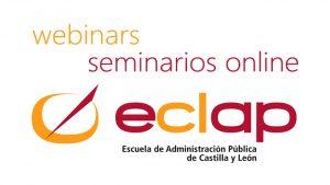 WEBINARS Seminarios Online ECLAP