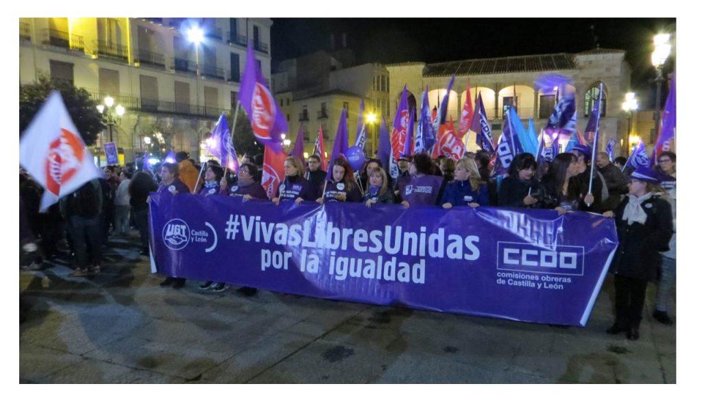 2019-03-08_pancarta sindicatos