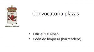 Ayto villafranca bierzo plazas mar-2019
