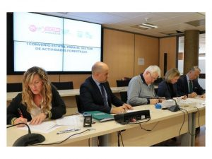 UGT Forestales firma primer convenio estatal
