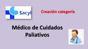 creacion medico cuidados paliativos