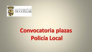 Ayto Cuella policia may-2019