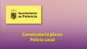 Ayto Palencia policia may-2019