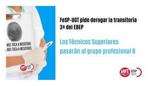 revise clasificación Técnicos Superiores