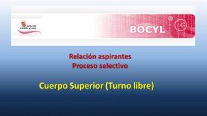 aspirantes cuerpo superior libre may-2019