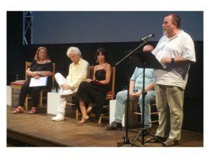 El Brujo premio Lorenzo Luzuriaga en Almagro
