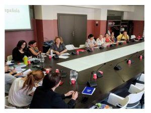 Mesa Negociación Plan Igualdad Cruz Roja
