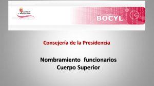nombramiento cuerpo superior jul-2019