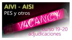 AIVI-AISI PES destinos 19-20