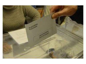Acuerdo INE trabajos elecciones
