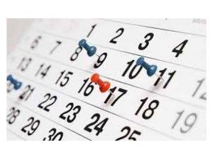 Seguimiento Acuerdo Fondos Adicionales calendario